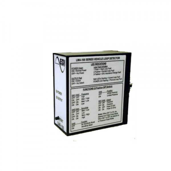 Linear Single Channel Vehicle Loop Detector - 2500-2375