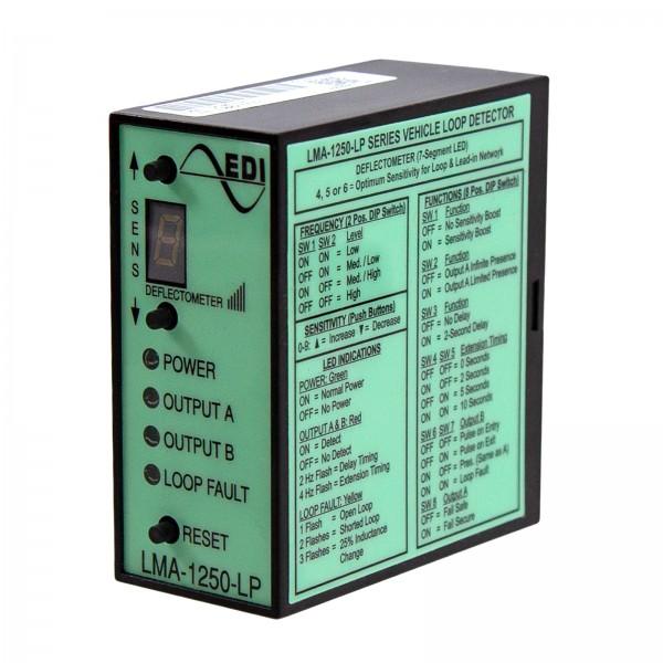 Linear Low Power Single Channel Dual Transistor Vehicle Loop Detector - 2500-2378