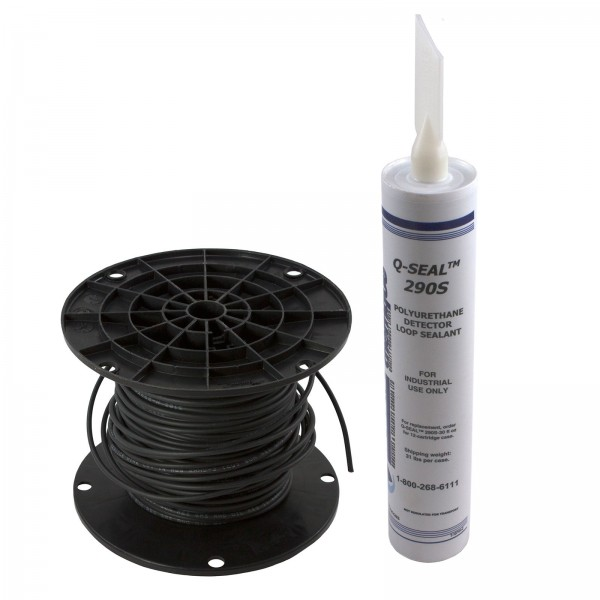 2510-015 Loop Wire Kit with One Tube of Sealant (200' of wire)