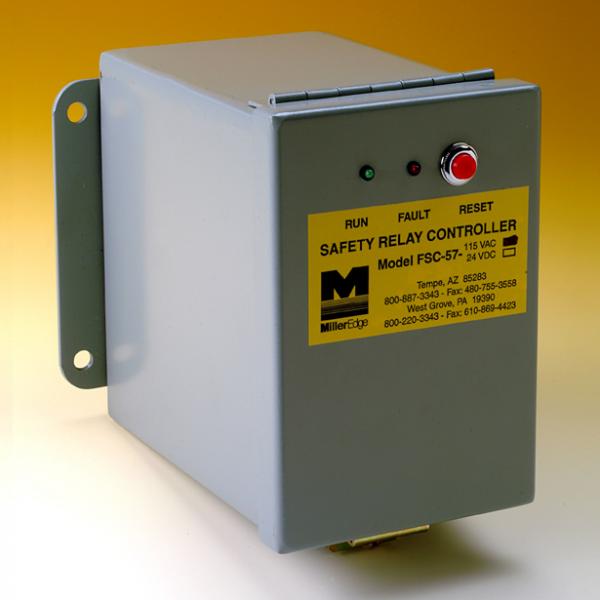 4-Wire Controller in Enclosure - 24VDC - FSC-57-24VDC