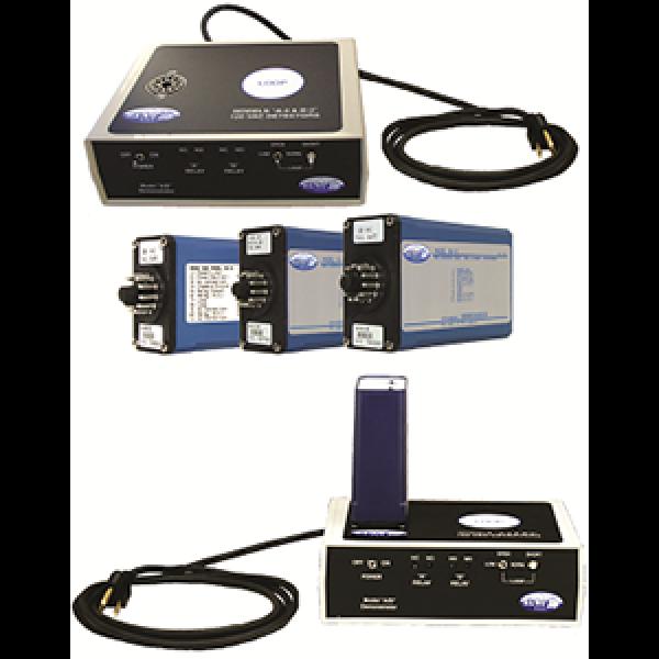 Reno A&E Single Channel Loop Detector Demonstration Box - DB-300