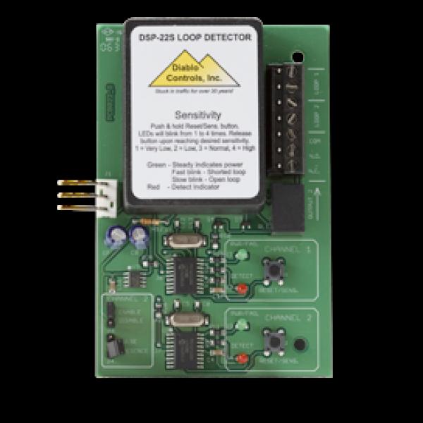 Diablo Dual Channel Plug-In Vehicle Detector (12-30V DC) - DSP-22-2