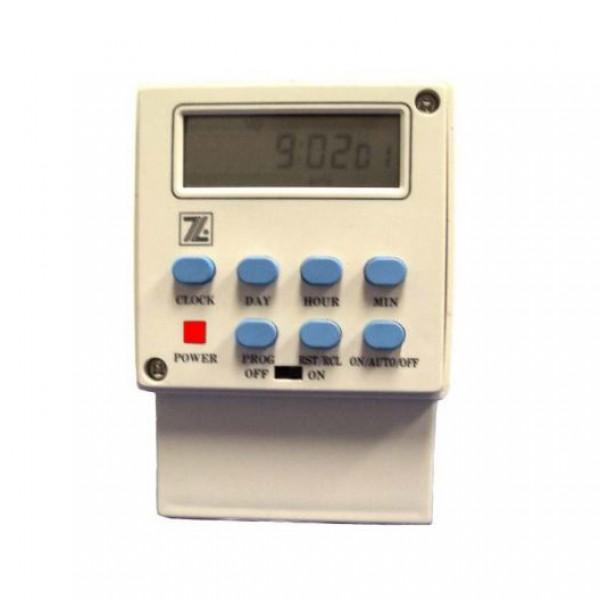 EMX DTM 9-120 120V AC Seven Day Programmable Timer