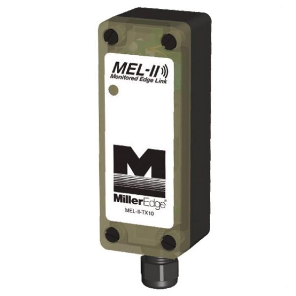 Miller Edge MEL-II-TX10 Monitored Edge Link Wireless Door Transmitter