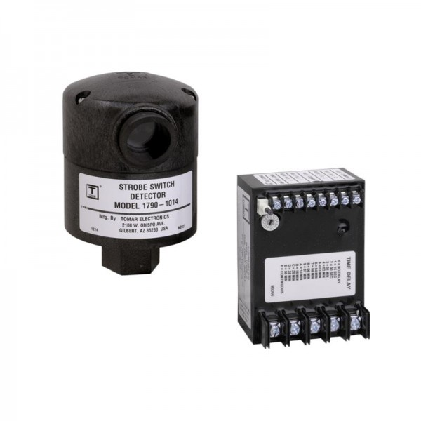 MMTC Strobe Switch with Power Module - Tomar SS1014