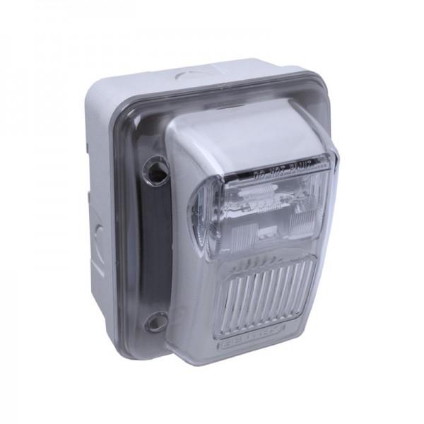 MMTC WGEC-24 - Horn / Strobe with Weatherproof Back Box