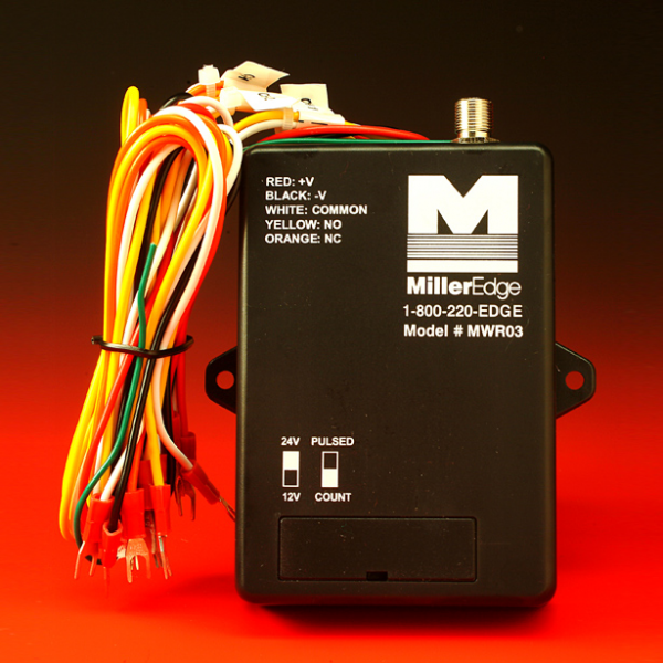 3 Channel Receiver - MWR03