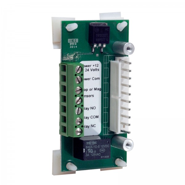 Diablo Single Position Card Rack With Built-In Relay - RK-1-R