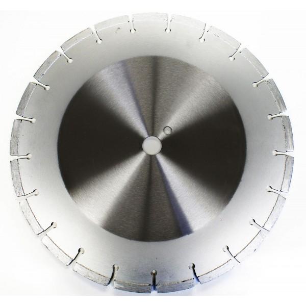 "Pro Diamond 14"" Diameter Blade with Depth Guide (Concrete)"