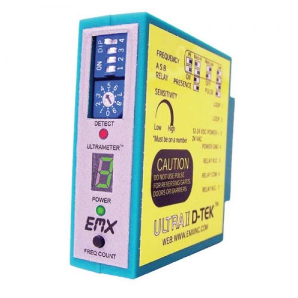 EMX ULTRA2 D-TEK Vehicle Loop Detector